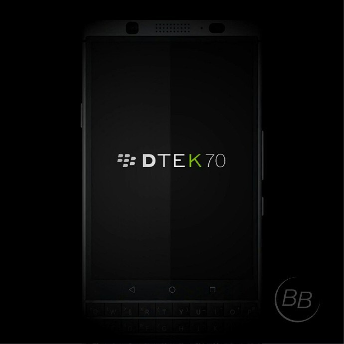 BlackBerry DTEK70 (Mercury)