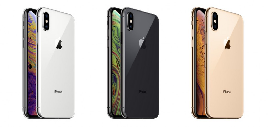 iphone xs colors