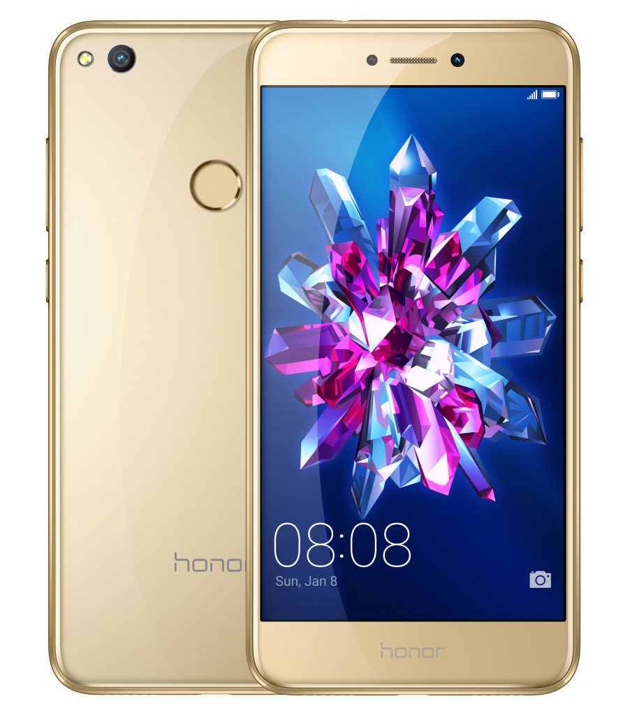 Honor 8 Lite gold