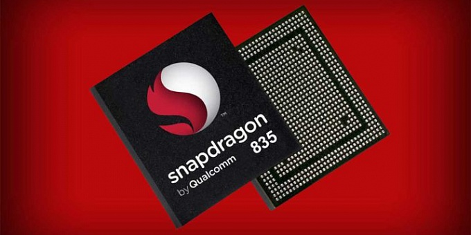 Qualcomm Snapdragon 835 протестировали в GeekBench